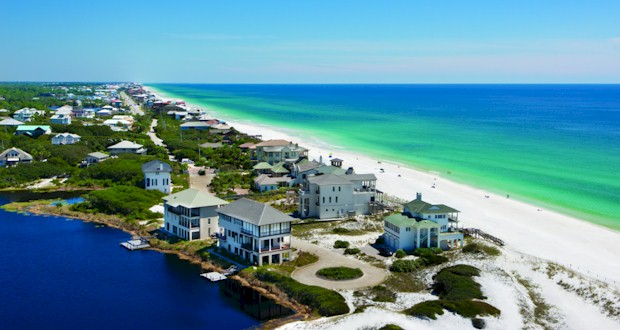 Scenic Beaches in Northwest Florida, #beach, FLTravelLife.com