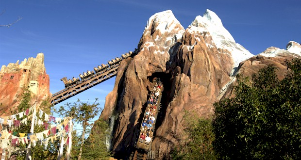 Expedition Everest at Disney's Animal Kingdom Theme Park, FLTravelLife.com